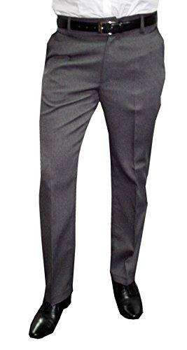 Mens Fashion Herren Anzughose Hose mit Bundfalte / in untersetzten und normalen Größen (Gr. 23-33 / 44-62) / verschiedene Farben
