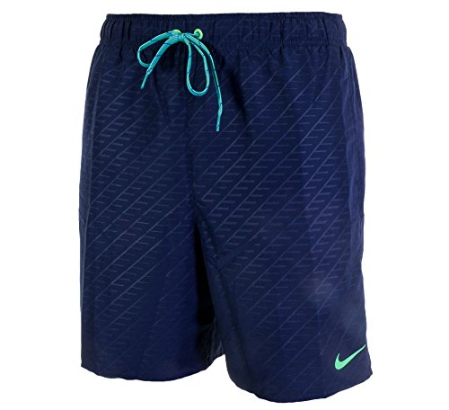 "Nike Core Emboss 7"" Swim Short"