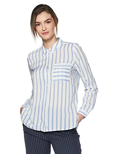 ONLY Damen Bluse Onlcandy L/S Shirt Noos Wvn