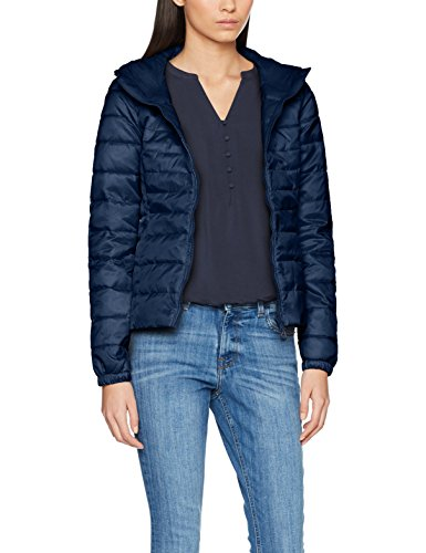 ONLY Damen Jacke Onltahoe Shimmer Hooded Jacket Cc Otw