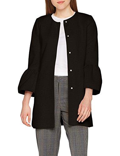 ONLY Damen Mantel Onlsia Frill Light Melange Coat Cc Otw