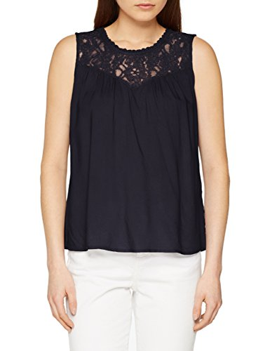 ONLY Damen Onldream S/L Lace Top Wvn