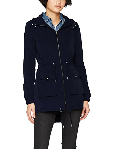 ONLY Damen Onlstarry Long Parka Jacket Cc Otw
