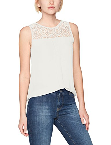 ONLY Damen Onlvenice S/L Lace Top Noos Wvn
