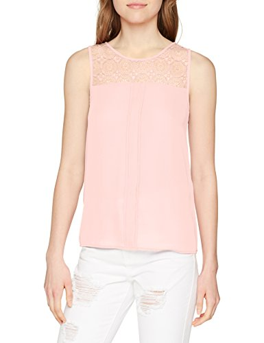 ONLY NOS Damen Onlvenice S/L Lace Top Noos Wvn