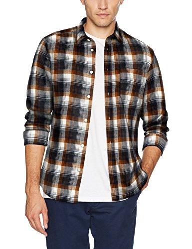SELECTED HOMME Herren Freizeithemd Shhonecolour Shirt LS