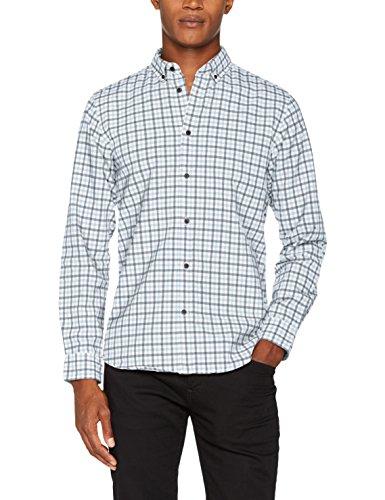 SELECTED HOMME Herren Freizeithemd Shhonegingham Shirt Ls