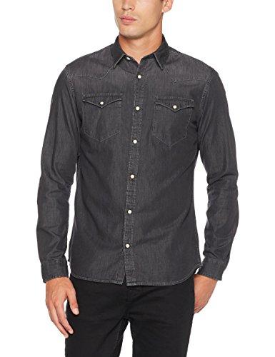SELECTED HOMME Herren Freizeithemd Shnonened Shirt LS Sts