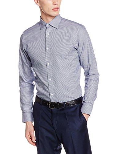 SELECTED HOMME Herren Langarmshirt Shdtwotim-Luca Shirt LS NOOS