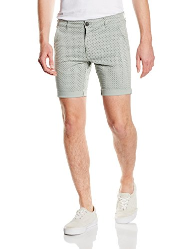 SELECTED HOMME Herren Shorts SHHPARIS NAVY ST SHORTS NOOS