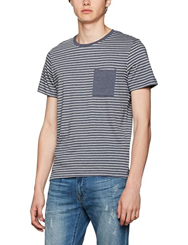 SELECTED HOMME Herren T-Shirt Shdirwin SS O-Neck Tee