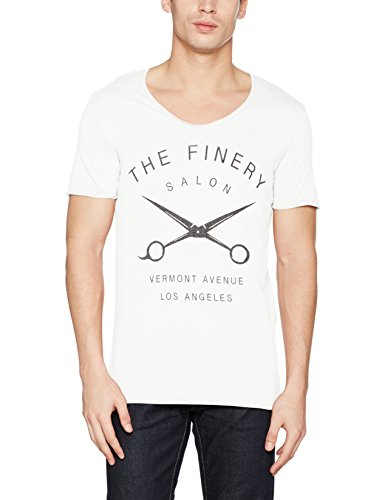 SELECTED HOMME Herren T-Shirt Shxsaloon SS O-Neck