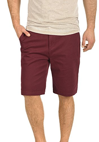 !Solid Lamego Herren Chino Shorts Bermuda Kurze Hose Aus Stretch-Material Regular Fit