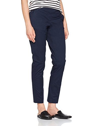 TOM TAILOR Damen Hose Slim Mia Ankle Length