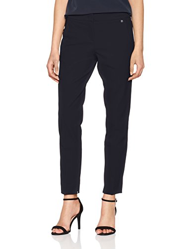 TOM TAILOR Damen Hose Structured Business Pants