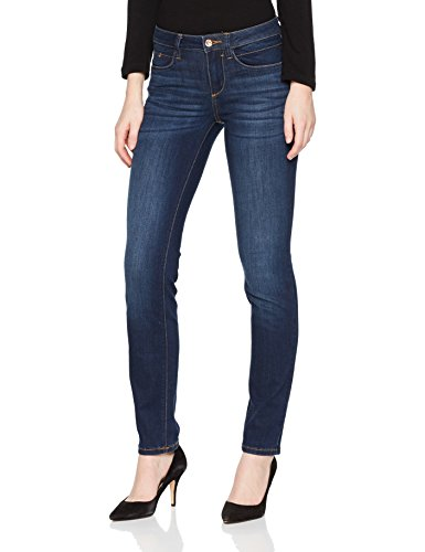 TOM TAILOR Damen Jeans Rinsed Slim Alexa