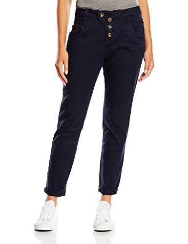 TOM TAILOR Denim Damen Boyfriend Hose LYNN antifit pant/507