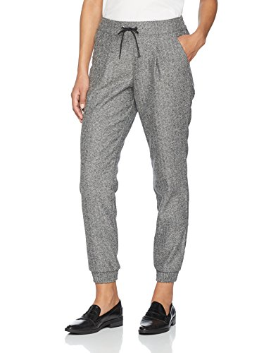 TOM TAILOR Denim Damen Hose Herringbone Harems Pant
