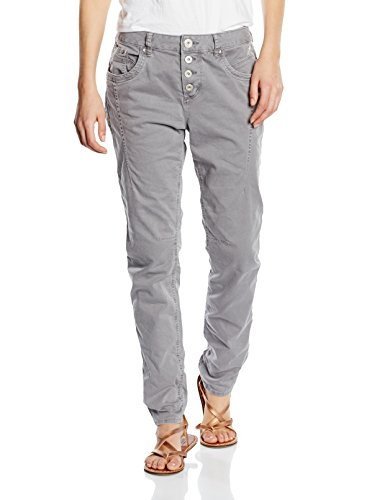 TOM TAILOR Denim Damen Hose Hose Lynn Antifit Pant/601