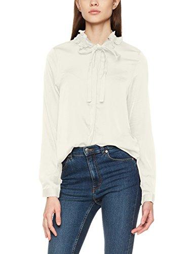 VERO MODA Damen Bluse Vmlilje L/S Satin Shirt
