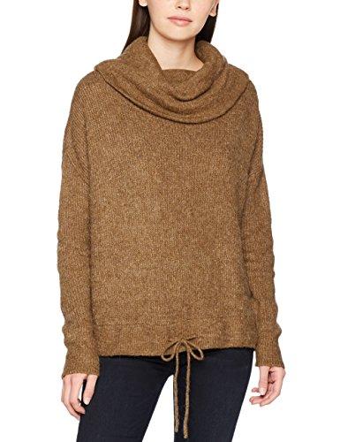 VERO MODA Damen Pullover Vmhelen Ls String Blouse