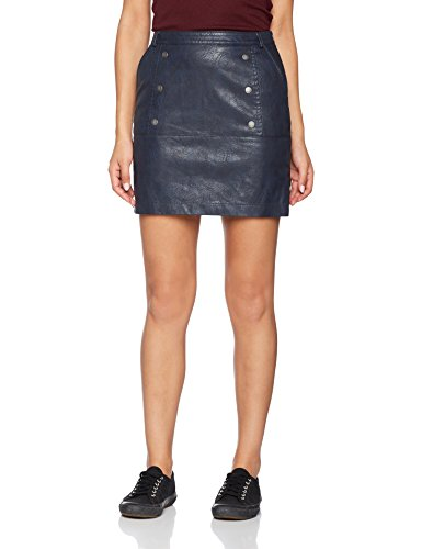 VERO MODA Damen Rock Vmcameo Nw Short Pu Skirt