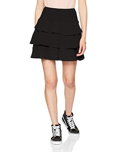 VERO MODA Damen Rock Vmsasha Frill Skirt Noos