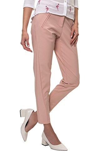 Vero Moda Damen Anzughose Stoffhose 7/8 Hose Businesshose