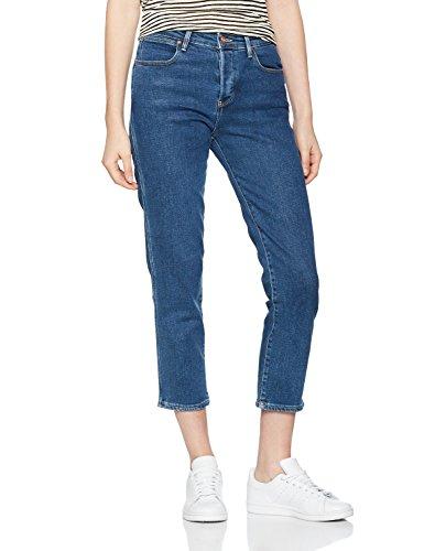 Wrangler Damen Jeans Cropped Straight