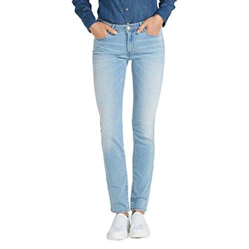 Wrangler Damen Jeans, Frauenjeans W28LX786M Slim Summer Feeling