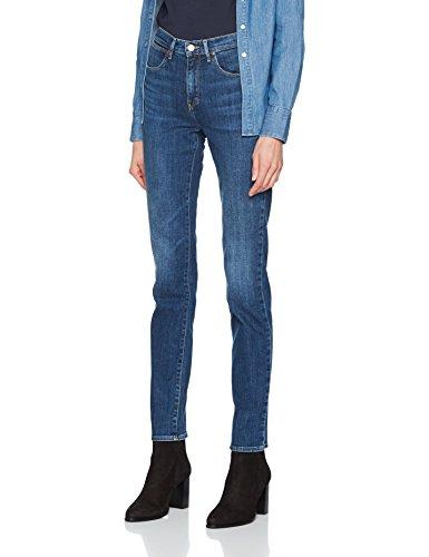 Wrangler Damen Jeans High Rise Slim