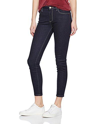 Wrangler Damen Skinny Rinsewash Jeans