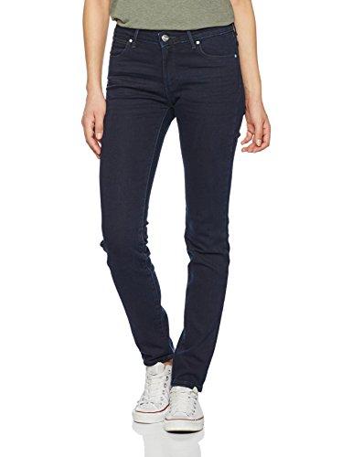 Wrangler Damen Slim Blueblack Jeans