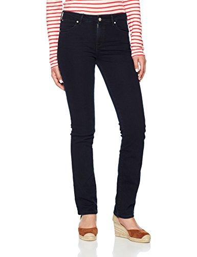 Wrangler Damen Straight Blueblack Jeans