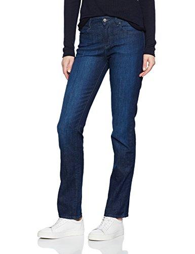 Wrangler Damen Straight Subtle Blue Jeans