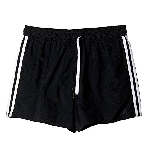 adidas Herren 3-Streifen Boxer-Badehose Badeshorts