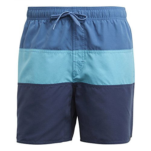 adidas Herren Colorblock Short Length Badeshorts