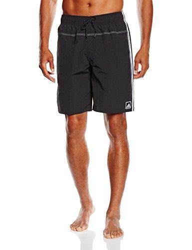 adidas Herren Shorts Badehose 3-Stripes Authentic Shorts