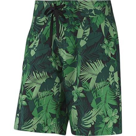 adidas NEO Palm Print Boardshorts