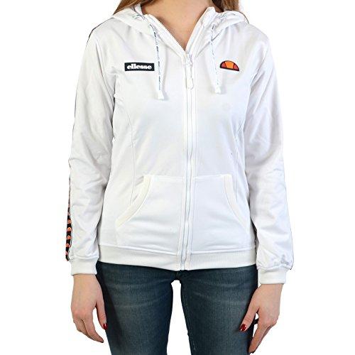 ellesse Damen Trainingsjacke Weiß weiß