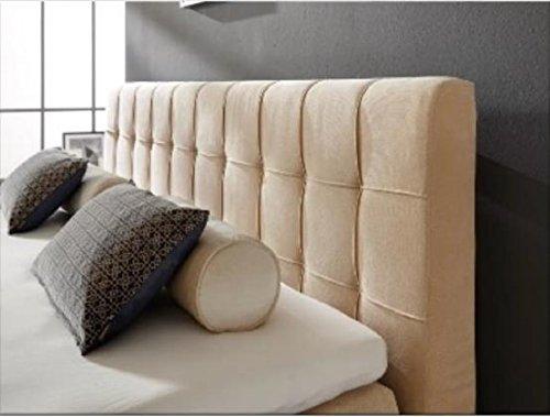 Breckle Boxspringbett 120 x 200 cm Calvadore Box Elektro Inspiration Hollanda TFK Topper Gel Comfort