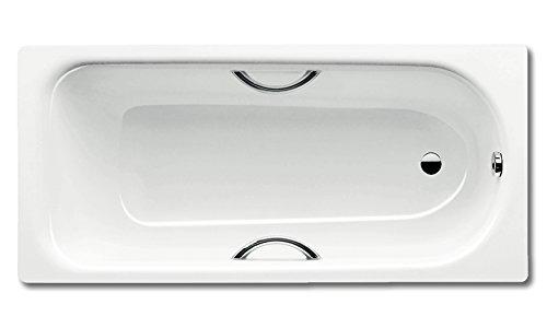 Kaldewei Stahl Badewanne Advantage SANIFORM PLUS STAR 336 1700x750mm alpinweiss