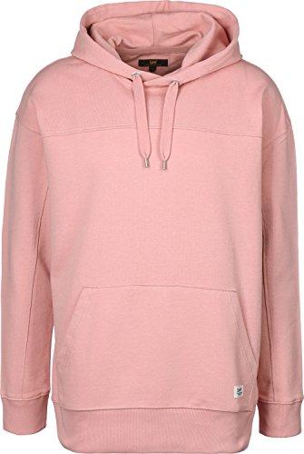 Lee SWS W Hoodie faded pink