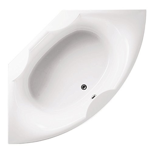 Sanitop-Wingenroth Acryl-Eckwanne Ronda, 150 x 150 cm, 1 Stück, weiß, 82687 7