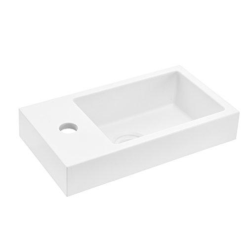 Waschbecken Aufsatzwaschbecken für Gäste WC