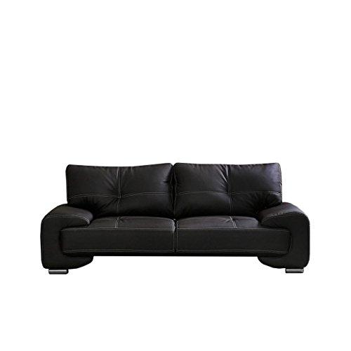 Mirjan24  Sofa Omega 3 Komfortsofa, Wohnzimmer, Couchgarnitur, Sofagarnituren Polstersofa Couch (D8)