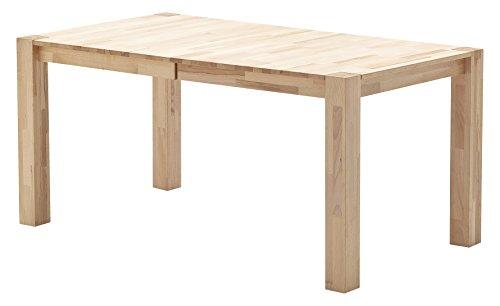 Robas Lund, Tisch, Esszimmertisch, Ferdi, Kernbuche/Massivholz, 90 x 160 x 76 cm, FER160KB