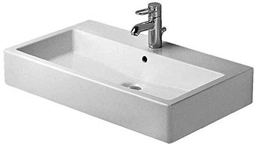 Duravit Waschbecken Vero–Vero 80cm Wand Design Weiß